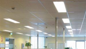 LED verlichting parkeergarage ExcelTech