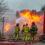Brandweer rukt uit voor brandmelding in parkeergarage Dordrecht